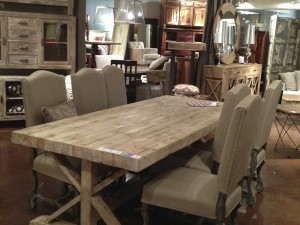 Classic Home table and chairs