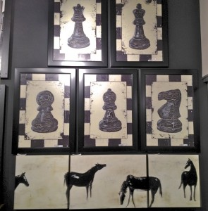 Art Trends Chess & horses