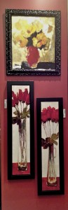 Prestige Arts red roses