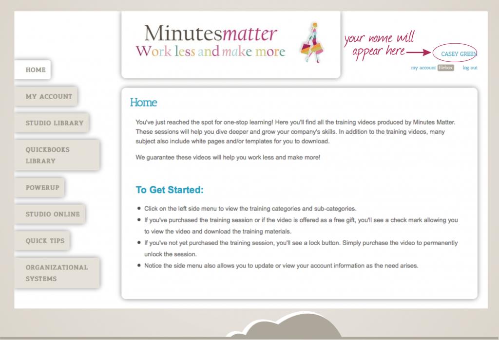 Customer Hub example