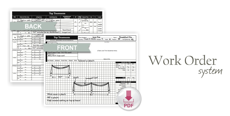 Work-Order-Forms