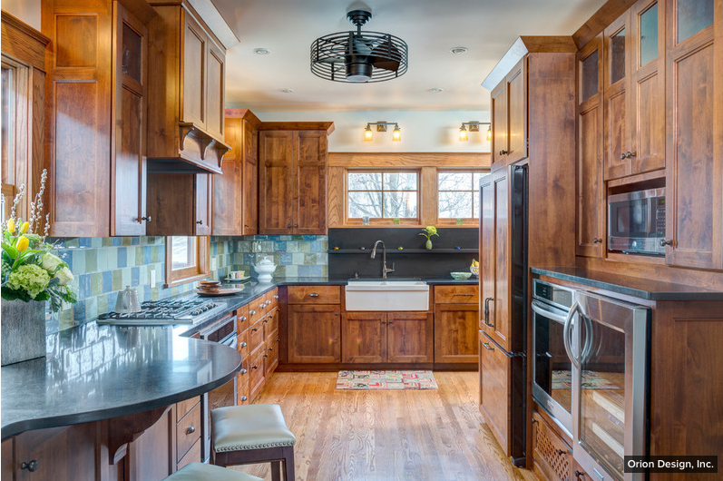 key measurements to help design a kitchen by houzz - Houzz Photos Kitchen